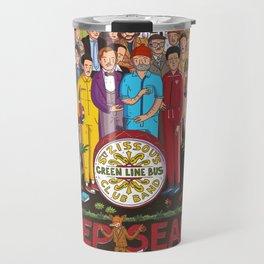 Wes Anderson's Sgt. Pepper Travel Mug