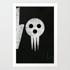 Shinigami-Sama Art Print