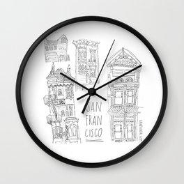 San Francisco! Wall Clock