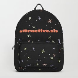Attractive Sis! Backpack