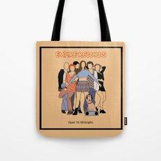 Empire Records Vintage Movie Poster Tote Bag