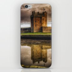 Broughty Ferry Castle iPhone & iPod Skin