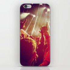 Audience iPhone & iPod Skin