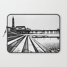 Iconic Blackpool Laptop Sleeve