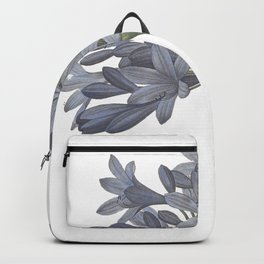 Blue Lily Backpack