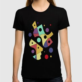 Abstract #220 T-shirt