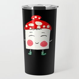 MyHappySquare is ready for winter Travel Mug