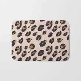 B&B Leopard Design Bath Mat
