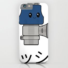 Cute Japanese Blow-Off Valve iPhone Case
