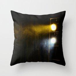 Show Light Throw Pillow