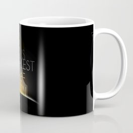 Shake It Out Coffee Mug