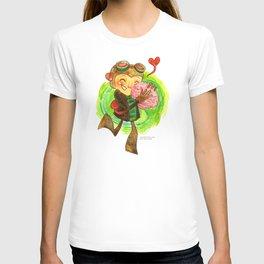 Psychonauts Hug! T-shirt