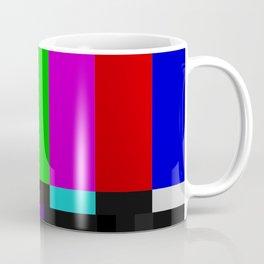 TV bars color testTV bars color test Coffee Mug