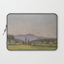 Italian Landscape Oil Painting Laptop Sleeve