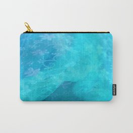 ghost in the swimming pool #003 Carry-All Pouch
