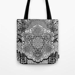 geometric poster 1 Tote Bag