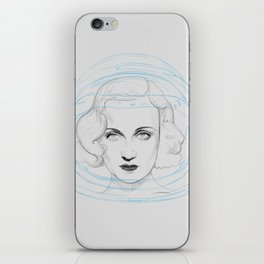 Space Lombard iPhone Skin