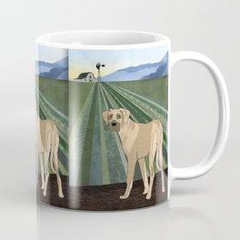 Farm Dog Coffee Mug