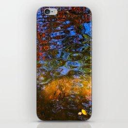 Dappled Water in a Georgia Park iPhone Skin