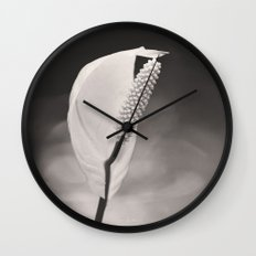 P E A C E Wall Clock
