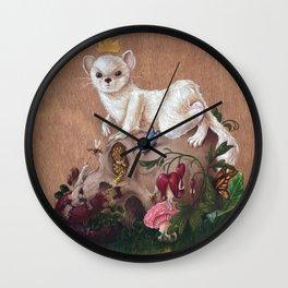 Naturaleza Invicta Wall Clock