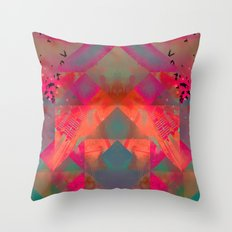 twtyl flyyt Throw Pillow