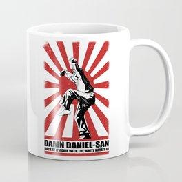 Damn Daniel-san Coffee Mug