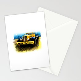 Old Yeller Stationery Cards