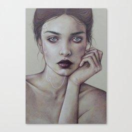 Piccola Anima Canvas Print