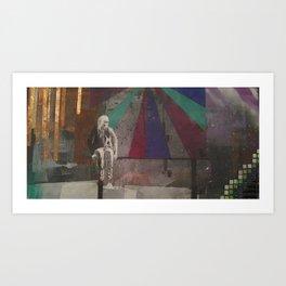 billaboard Art Print