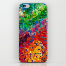 Color Theory Clash iPhone Skin