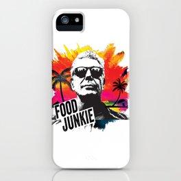Food Junkie iPhone Case