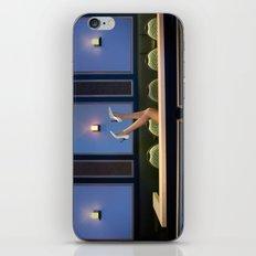 Pump it up iPhone & iPod Skin