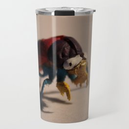 Shedding Paint Travel Mug