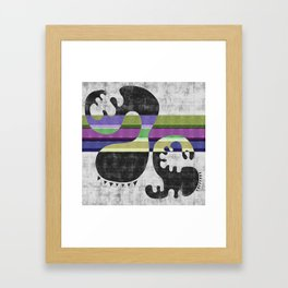 Mother and Child Reunion Framed Art Print