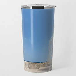 The Guard of Antibes Travel Mug