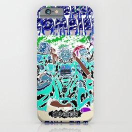 Flatbush zombies tour iPhone Case