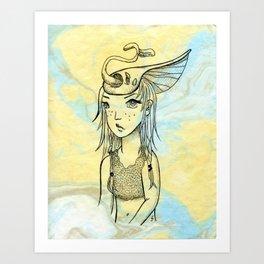 Samara Art Print