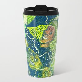 Acid Electric Burn Travel Mug