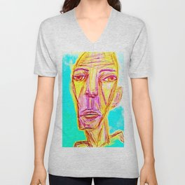 What is Suffering? Unisex V-Neck
