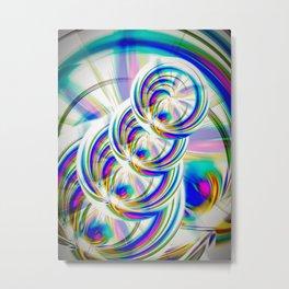 Abstract Perfection 22 Metal Print