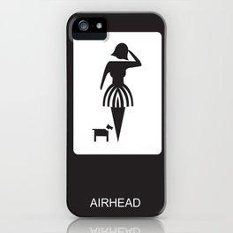 AIRHEAD iPhone Case
