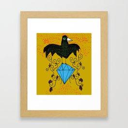 From The Mystics Framed Art Print