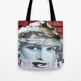 Paper Princess Tote Bag
