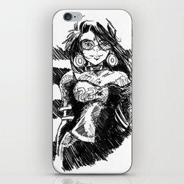 Fashion Art iPhone Skin