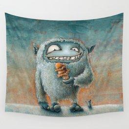 Yeti Beti Wall Tapestry