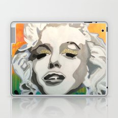 Marilyn Blonde Bombshell Laptop & iPad Skin