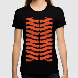 Zigzag red T-shirt