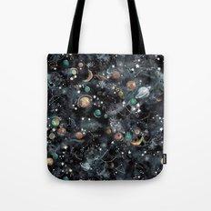 Cosmic Universe Tote Bag