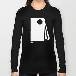 SECRET BROADCAST Transistor Radio Long Sleeve T-shirt